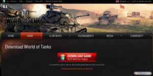 Как попасть на американский сервер World of Tanks (WoT)?